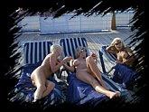 chicas desnudas en el barco